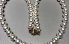 《珠宝时代》高级定制——akoya海水珍珠项链